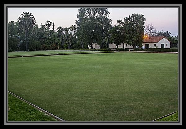 San Diego Lawn Bowling Club, Balboa Park, San Diego