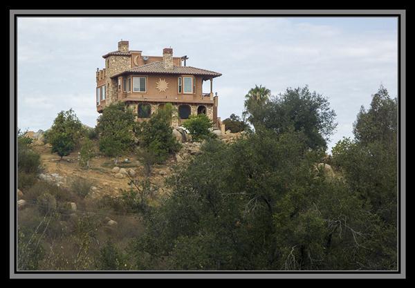 Big, bad house in the boondocks