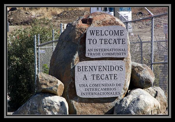 Tecate, California