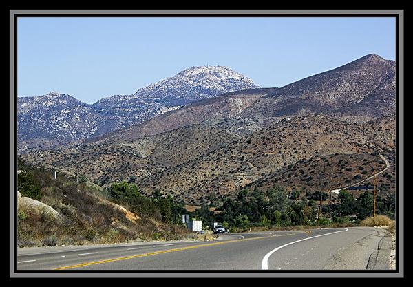 State Route 94, San Diego County, California