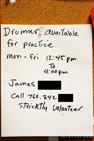 Drummer available