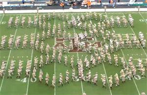 Fightin' Texas Aggie Band from Texas A&M University