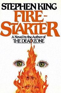 Firestarter, by Stephen King