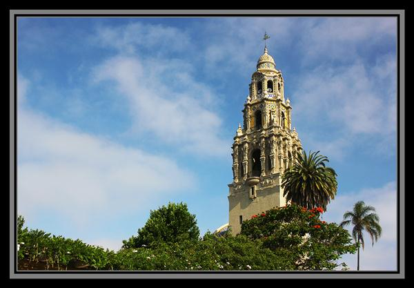 California Tower, Balboa Park, San Diego