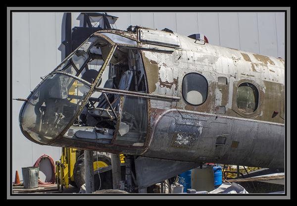 San Diego Air & Space Museum Annex, El Cajon, California