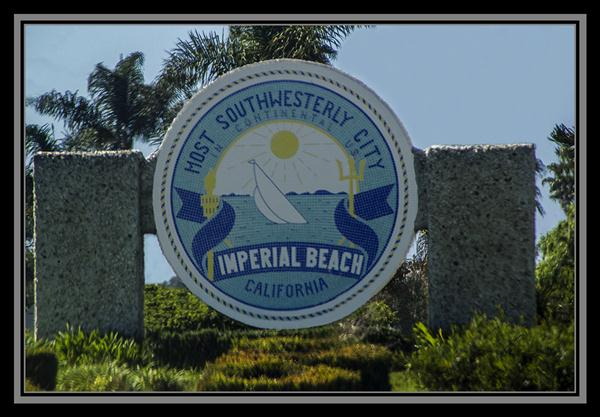 Imperial Beach, most southwestern city