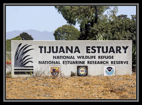 Tijuana Estuary National Wildlife Refuge, Imperial Beach, California