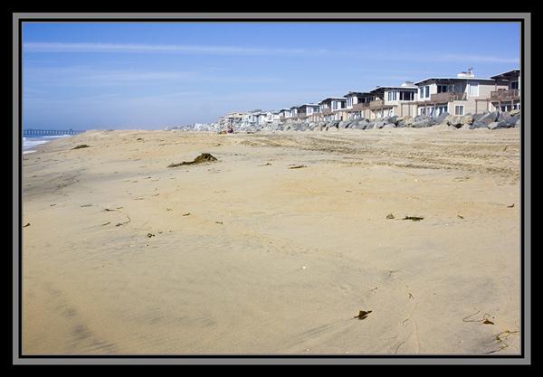 Tijuana Slough National Wildlife Refuge Shoreline, Imperial Beach, California