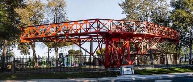 Chollas Heights playground