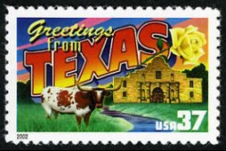 3738 Texas greetings