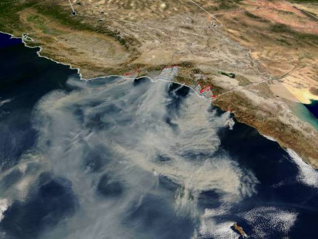 October 2003 Southern California fires