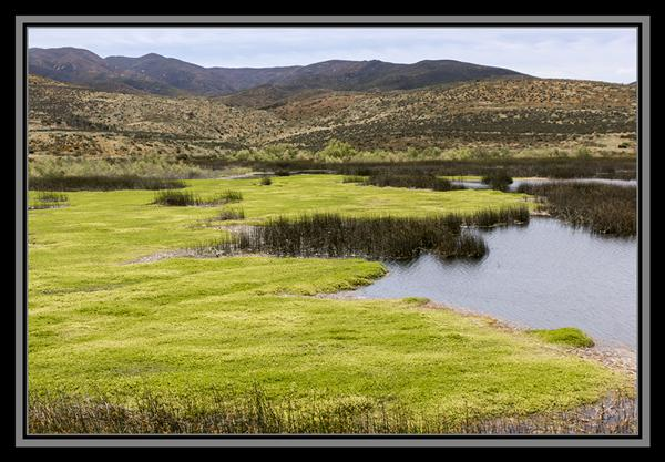 Sweetwater Reservoir in San Diego County, California