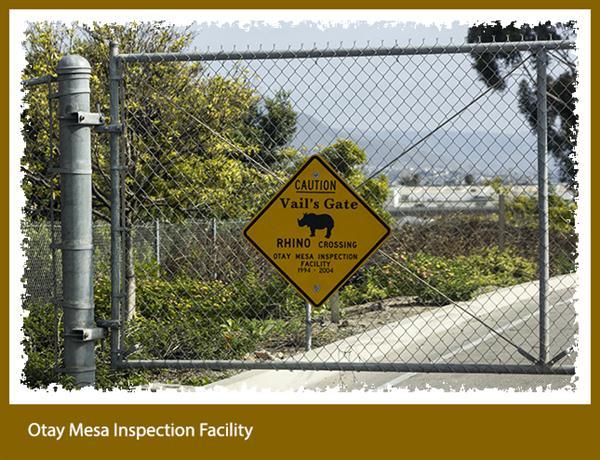 Otay Mesa Inspection Facility