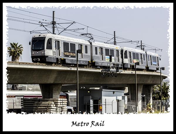 Metro Rail of Los Angeles