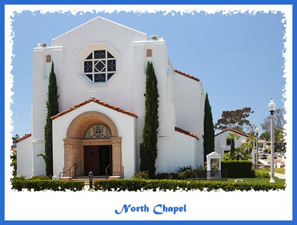 North Chapel at Liberty Station in San Diego