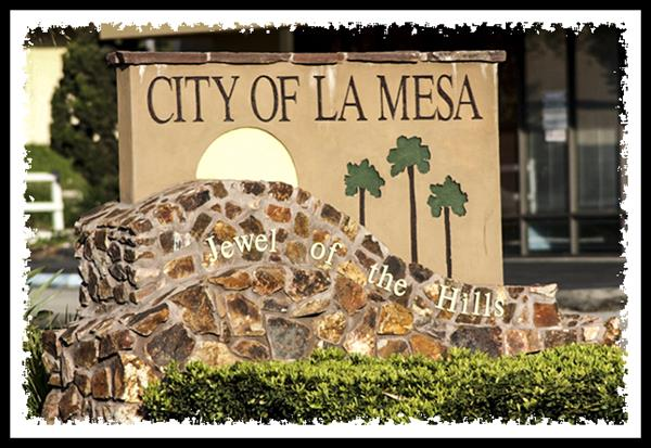 La Mesa, California, The Jewel of the Hills
