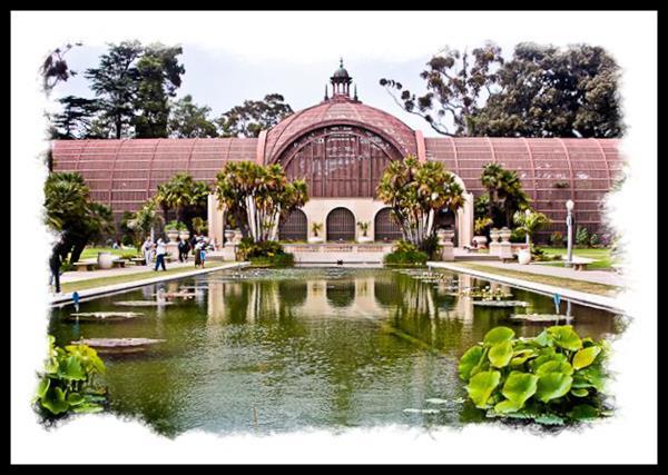 Botanic Building in Balboa Park