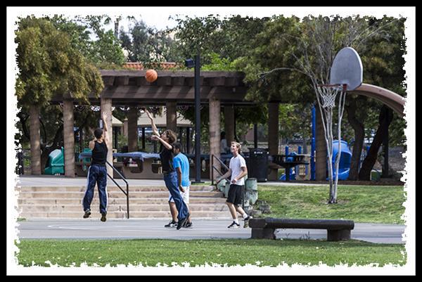 Mast Park West in Santee, California