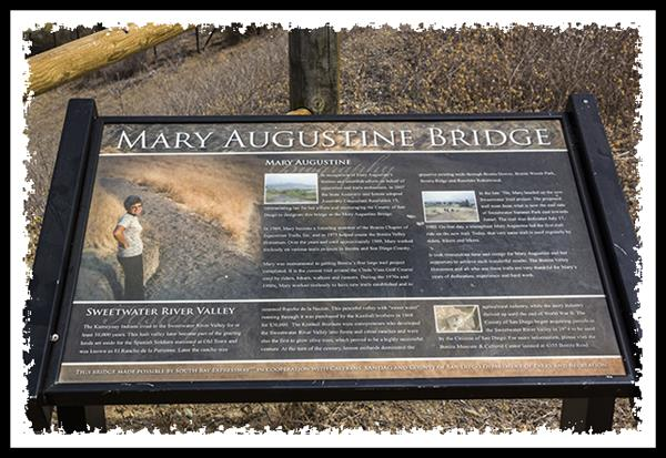 Mary Augustine Bridge, South Bay Freeway, San Diego