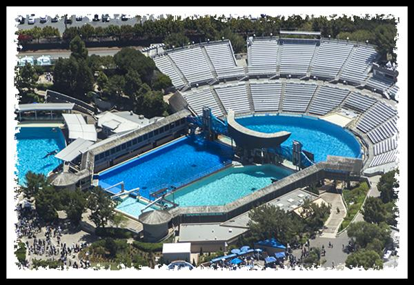 SeaWorld San Diego from San Diego Sky Tours