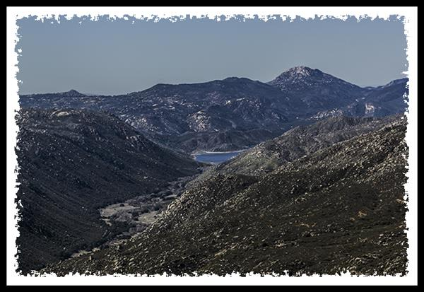 Lake Morena County Park in San Diego County