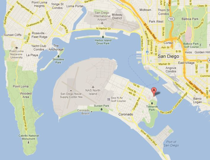 A Visit To The Marriott Coronado Island Resort Russel