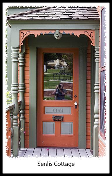 Senlis Cottage in San Diego's Heritage Park