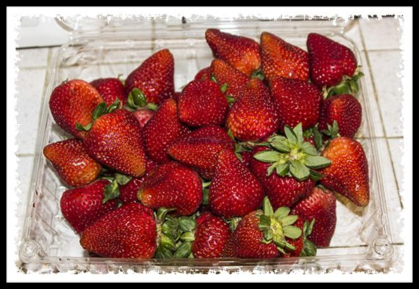 Strawberries from Oxnard, California