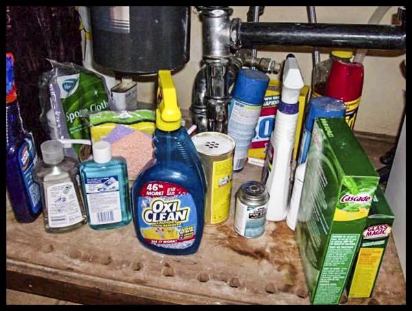 Improper Sink Cabinet Storage Russel Ray Photos