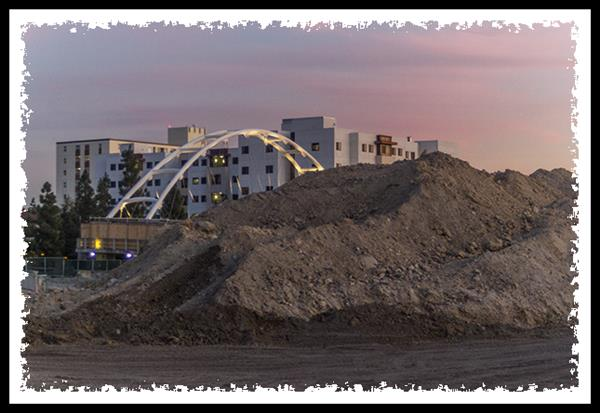 Building the new Aztec Center at San Diego State University