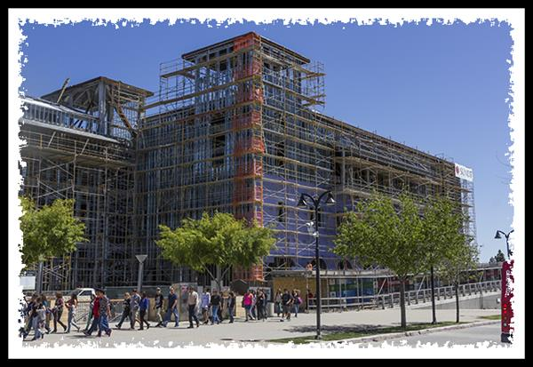 New Aztec Center at San Diego State University