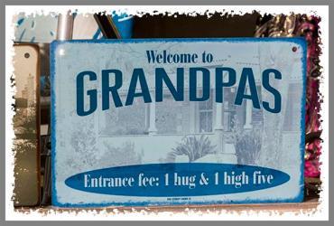 Welcome to Grandpa's