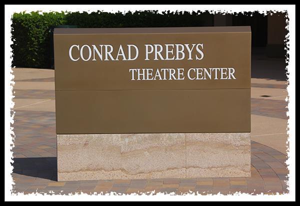 Conrad Prebys Theatre Center in Balboa Park, San Diego