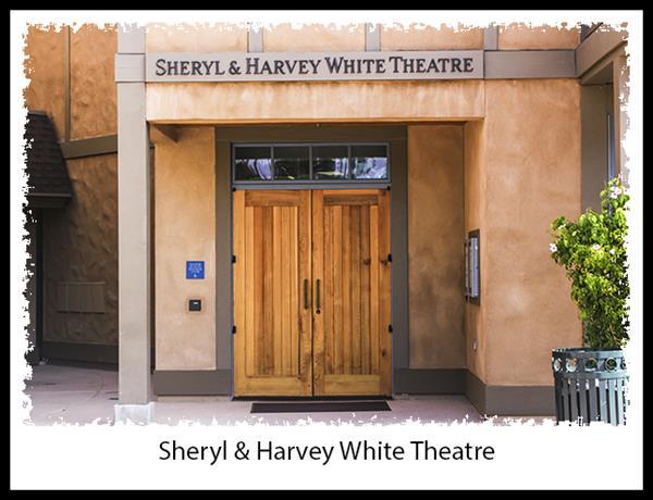 Sheryl & Harvey White Theatre in Balboa Park in San Diego