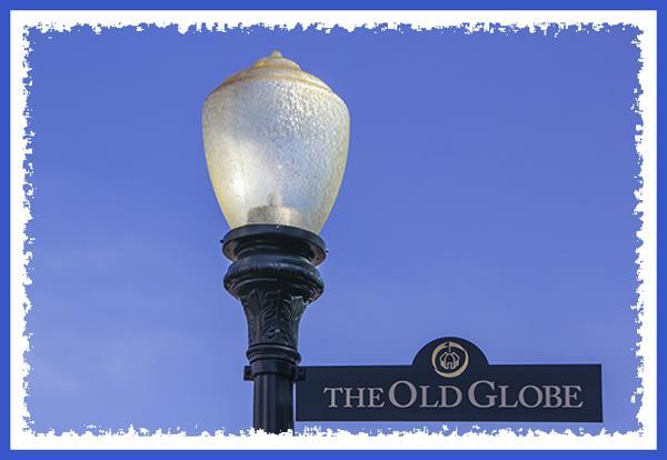 The Old Globe in Balboa Park in San Diego