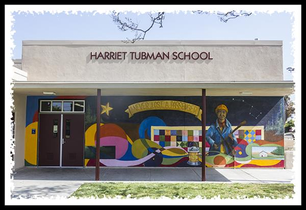 Harriet Tubman School in San Diego, California
