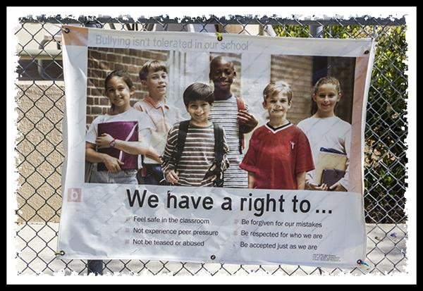 We have a right to....