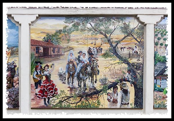 Lemon Grove mural