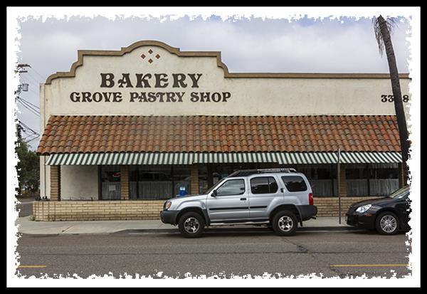 Grove Pastry Shop in Lemon Grove, California