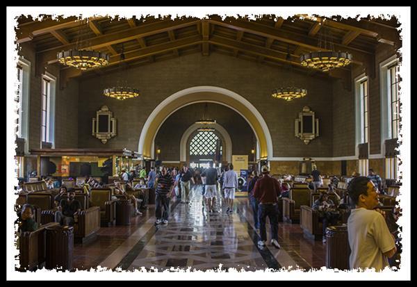 santa fe depot san diego | Russel Ray Photos
