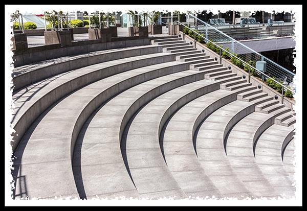 California Plaza in Los Angeles