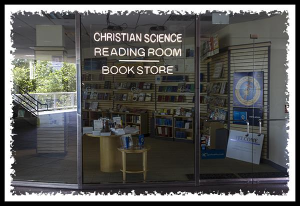 Christian Science Reading Room at California Plaza in Los Angeles