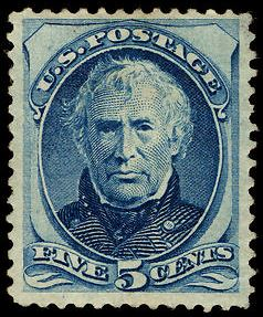 Scott #179 Zachary Taylor