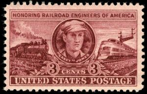 Scott #993 Railroad Engineers of America
