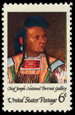 Scott #1364 Chief Joseph American Indian