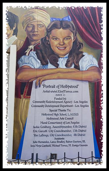 Hollywood High School in Hollywood, California