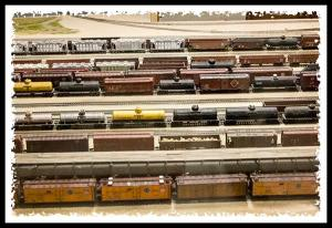 San Diego Model Railroad Museum in Balboa Park