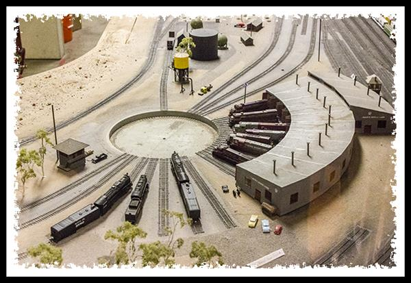 San Diego Model Railroad Museum in Balboa Park