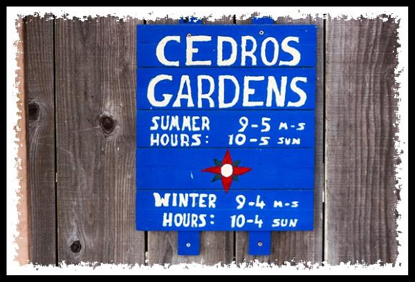 Cedros Gardens in Solana Beach, California
