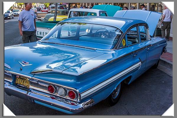 Back to the '50s in La Mesa, California